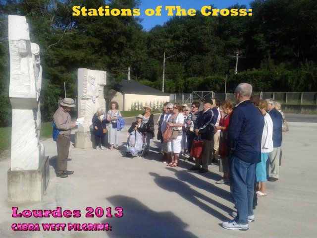 Church of the Most Precious Blood - Pilgrimage to Lourdes